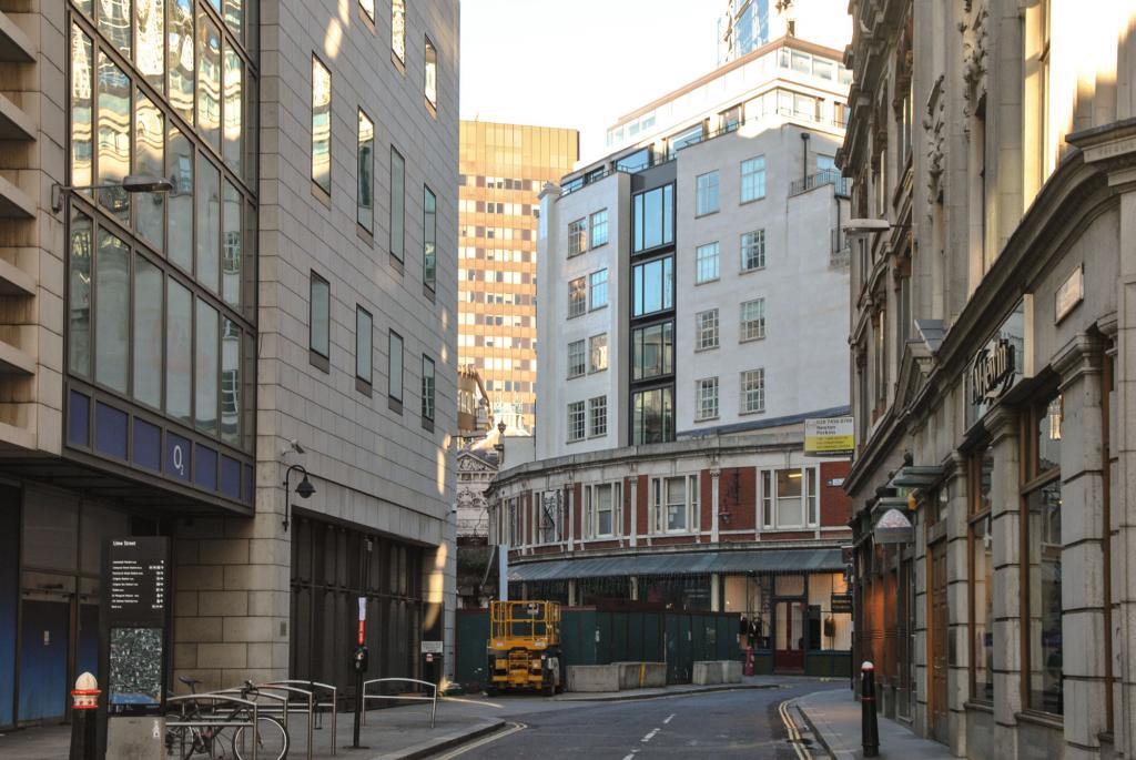 21 Lime Street