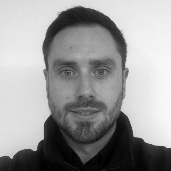 Perry Byrne, DBS Design and Contracts Project Manager